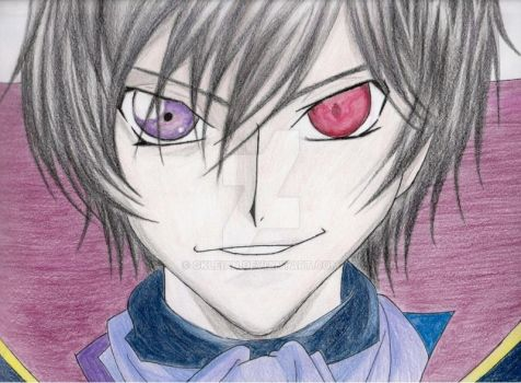 Lelouch by GKleian