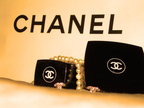 chanel stuff. by laylal1986