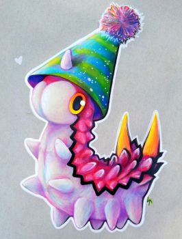 Party wurmple! :D by Shon2