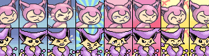 Delcatty Expression Sheet