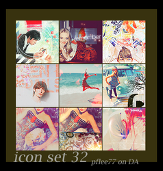 icon set 32 by pflee77