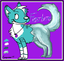 New Ref: Frostbite by Kitsumon