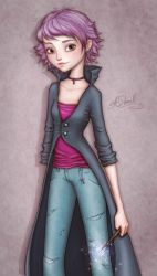 ...Tonks... by ArinaFoxy