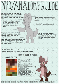 MYO and Anatomy Guide by Fenricken