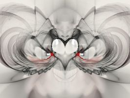Butterfly In Goth Major by laurengary