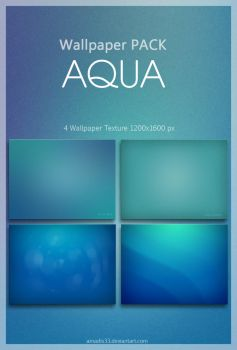 Wallpaper Pack Aqua by amadis33