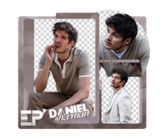 PACK PNG 244 // DANIEL SHARMAN by ELISION-PNGS