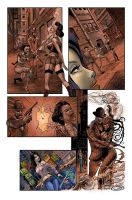 Top Cow Talent Hunt 2013 Page 6 by Fusciart