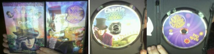 Willy/ Charlie and the Chocolate Factory Review by HPGirl28