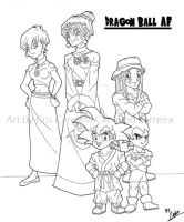 Dragon Ball AF next generation by GND-KicaCris