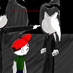 Legion as Slender by Delta27888