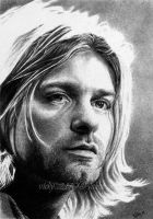 Kurt Cobain by GreyVic