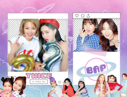 Pack Png 1426 // TWICE (What Is Love) by BEAPANDA