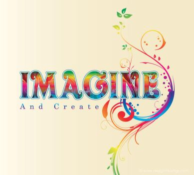 Imagine by blissart