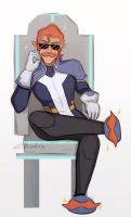 coran the gorgeous man by EnotRobin