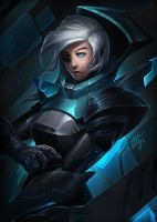 Project Ashe by VegaColors