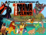 Pooh's Adventures of Total Drama Island by magmon47