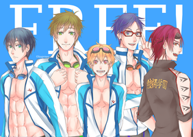 FREE!: Feel so Free by KageNao
