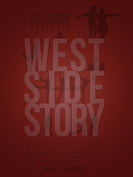 west side story poster by xXScrltXPrncssXx