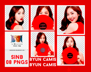 [PNG PACK #478] Sinb - GFriend (Clinique) by fairyixing