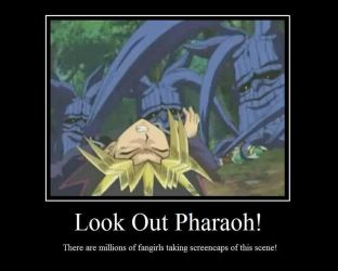 Look Out Pharaoh by Fangurl0nHelium
