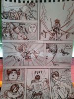 Attack On Titan  Fan Manga Page by Marcarus