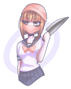 stab by cawico
