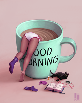 Good Morning (Is It, Though?) by joifish