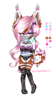 Cheap Pastel Goth Hybrid Adopt {CLOSED} by xXSugarAdoptsXx