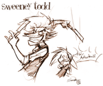 Commish 02: Sweeney Todd.. by ohTHATsean