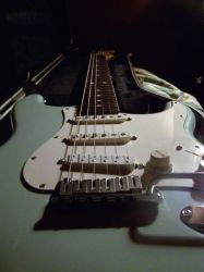 Fender American Standard Stratocaster Bridgeview by Rubber-Band-Of-Doom