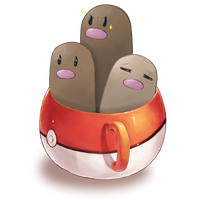 CUP OF DUGTRIO