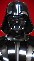 Darth Vader by simoneferriero