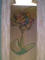 Abstract Flower - detail by hotcheeto89