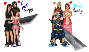 Fair and Strife Families by FFSteF09