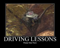 Driving Lessons by Ozone51