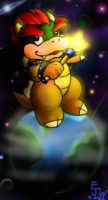 SD Bowser takes over the World by EJW