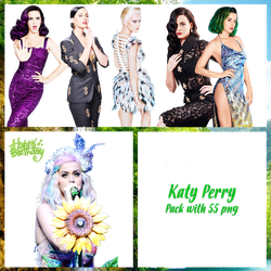 Katy Perry Mega Pack PNG by maarcopngs