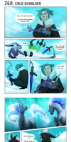 PKMNN: ZGR - Cold shoulder by Zhoid