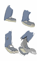 Wolf Paw TF Sequence by V8Arwing67