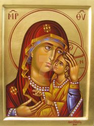 Theotokos by teopa