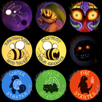 Buttons by Tanize