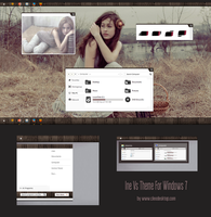 lne  Theme for Windows 7 by Cleodesktop