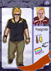 PKMNRESA: Example app [Guy Fieri] by LostMercury