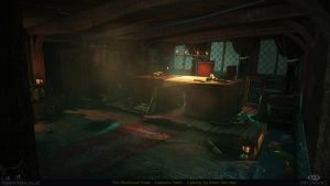 Captains Cabin - Cryengine by kazperstan