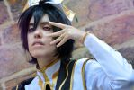 Lelouch Vi Britannia Cosplay by LadyOfBarians