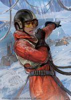 Wedge Antilles by Smirtouille