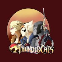 New Thundercats by Chuvi