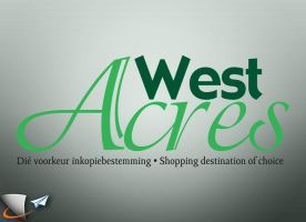 West Acres logo by Infoworks