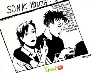 Sonic Love and Youth Rockets by oh-the-humanatee